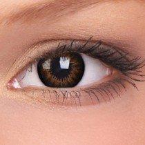ColourVue Sweet Honey Big Eyes Contact Lenses