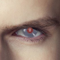 Terminator Android Contact Lenses