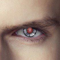 Terminator Robot Eye Contact Lenses
