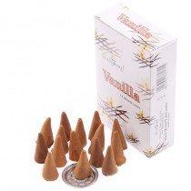 Vanilla Stamford Incense Cones