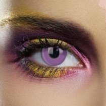 Edit's Colour Vision Range Violet Contact Lenses