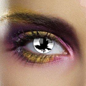 Edit's Alchemy Range Nevermore Contact Lenses