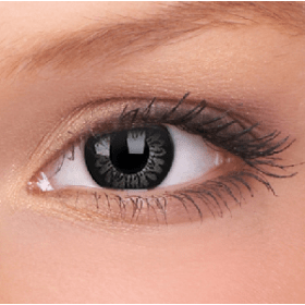ColourVue Awesome Black Big Eyes Contact Lenses