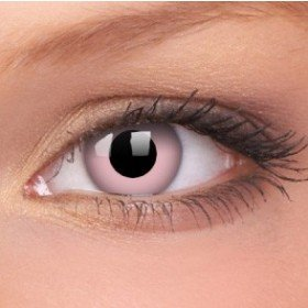 ColourVue Barbie Pink Crazy Contact Lenses
