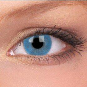 ColourVue Blue Basics Contact Lenses