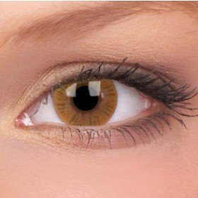 ColourVue Honey Basics Contact Lenses
