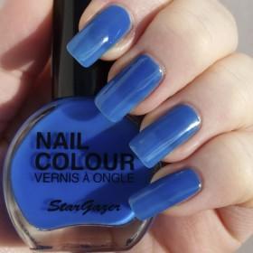 Stargazer UV Blue Neon Nail Varnish 14ml 105