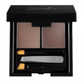 Sleek MakeUp Brow Kit (Dark)