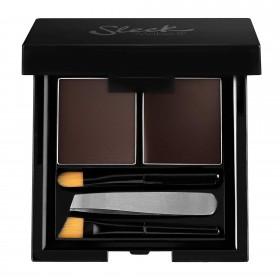Sleek MakeUp Brow Kit (Extra Dark)