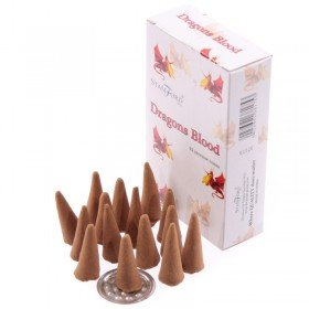 Dragons Blood Stamford Incense Cones