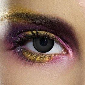 Edit's Crazy Range Black Contact Lenses