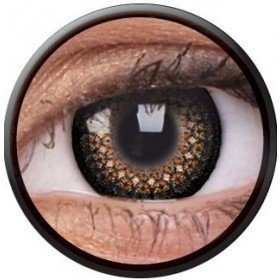 ColourVue Brown Eyelush Coloured Contact Lenses