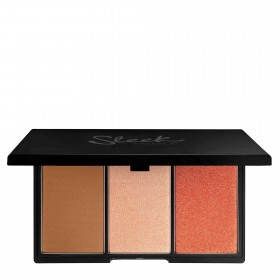 Sleek Face Form Contouring & Blush Palette (Light)