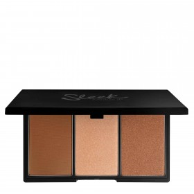 Sleek Face Form Contouring & Blush Palette (Medium)