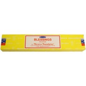 Blessing 15 Gram Pack Of Satya Nag Champa Incense Sticks