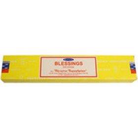 Blessing 15 Gram Pack Of Satya Nag Champa Incense Sticks