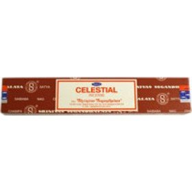 Celestial 15 Gram Pack Of Satya Nag Champa Incense Sticks