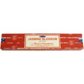 Jasmine 15 Gram Pack Of Satya Nag Champa Incense Sticks