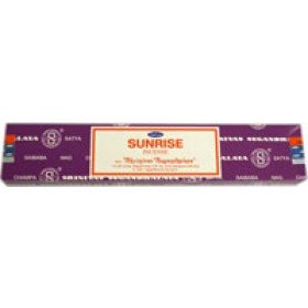 Sunrise 15 Gram Pack Of Satya Nag Champa Incense Sticks