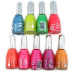 La Femme Set of 9 Nail Polish - Tray 15