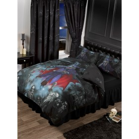 King Size Alchemy Magistus Design Gothic Duvet Cover & Matching Pillowcases