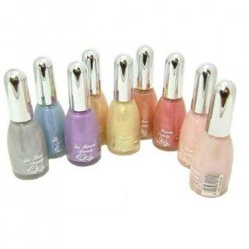La Femme Set of 9 Nail Polish - Tray 3