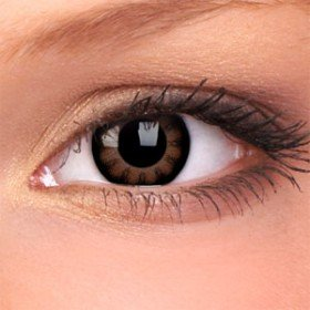 ColourVue Sexy Brown Big Eyes Contact Lenses
