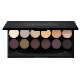 Sleek Makeup i Divine Eyeshadow Palette - Au Naturel (Nude)